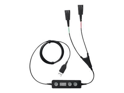 Jabra LINK 265 QD To USB Training Cable