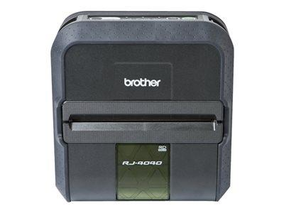 Brother RJ-4040 Rugged WiFi Mobile Printer