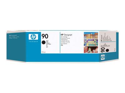 HP 90 775-ml Black Ink Cartridge