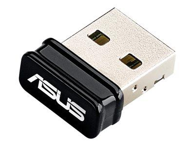 Asus USB-N10 Wireless-N150 USB Nano Adapter