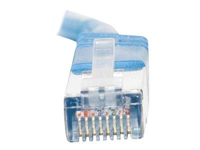 C2G 100m Cat5e Non-Booted Shielded (STP) Network Patch Cable - Blue