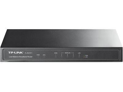 TP LINK TL-R470T+ Load Balance Broadband Router