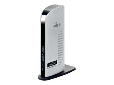Fujitsu USB 3.0 Port Replicator PR08 - USB Docking Station