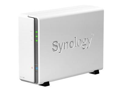Synology DS115j 1 Bay Desktop NAS Enclosure