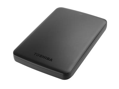 "Toshiba 1TB Canvio Basics USB 3.0 2.5"" Portable Hard Drive"