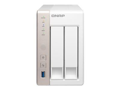 QNAP TS-251-4GB RAM 2 Bay Desktop NAS