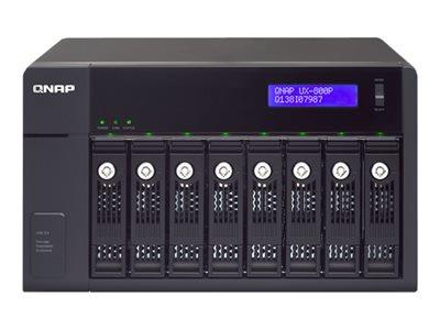 QNAP UX-800P 8 Bay RAID Expansion Unit