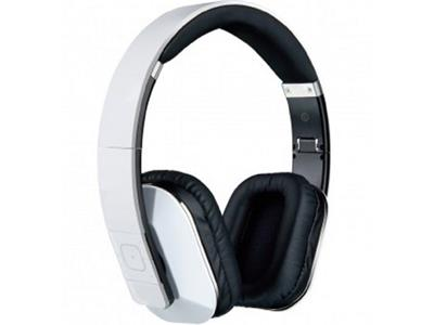 Microlab T1 Headphones White Bluetooth 4.0 with Phone Function