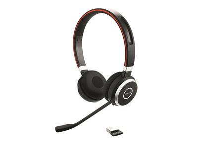 Jabra Evolve 65 Duo MS USB Headset
