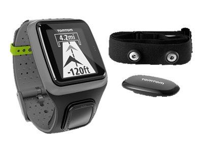 TomTom Runner GPS Watch& Heart Rate Monitor