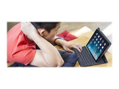 Logitech Type+ Protective Case With Integrated Keyboard For iPad