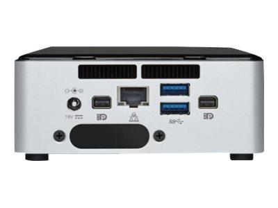 "Intel NUC Kit Maple Canyon - Core i3 5010U 2.1GHz, DDR3L, M.2 / 2.5"" SATA"
