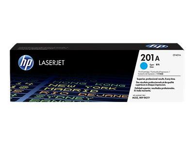 HP 201A Cyan Original Toner Cartridge