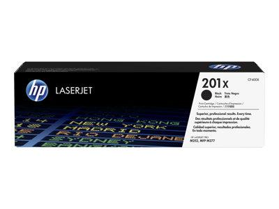 HP 201X High Yield Black Original Toner Cartridge