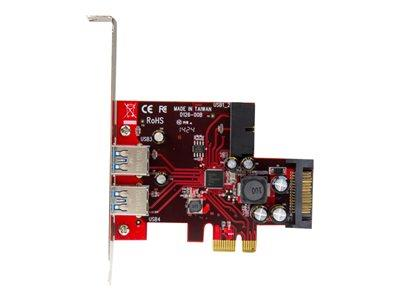 StarTech.com 4 Port PCIe USB 3.0 Card