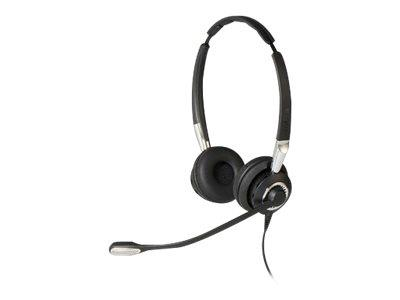 Jabra BIZ 2400 II 3-in-1 Duo IP Headset top only