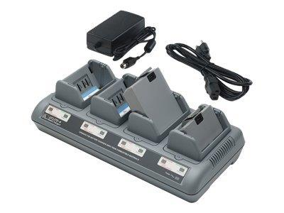 Zebra QL/P4T Series Lithium-Ion Quad Charger