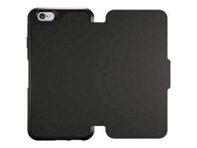 OtterBox Strada for Apple iPhone 6 - Black Leather