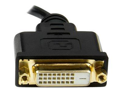 "StarTech.com 8"" Mini HDMI to DVI adapter"
