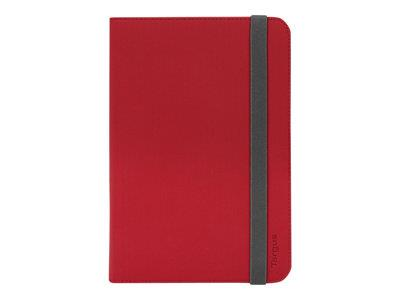 "Targus Universal Tablet Folio Stand 7-8"" - Red"