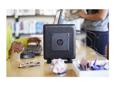 HP t620 Flexible Thin Client AMD GX-217GA 4GB 16GB Windows Embedded Standard 7E 32-bit