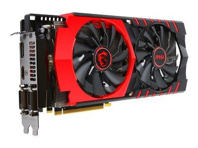 MSI Radeon R9 390 Gaming 8GB Twin Frozr V FAN DX12 PCI-E 3.0