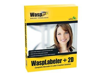 WASP Upgrade to Wasp Labeler +2D v7