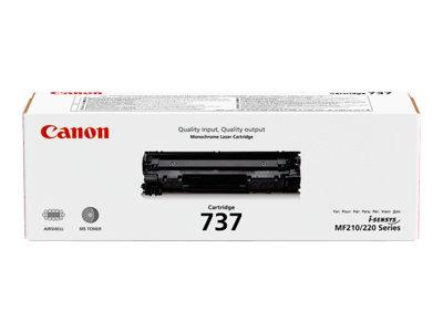 Canon CRG-737 Black Toner Cartridge