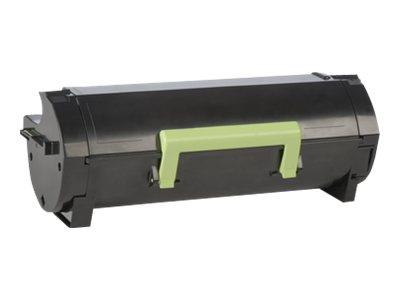 Lexmark 502XE Black Extra High Yield Toner Cartridge