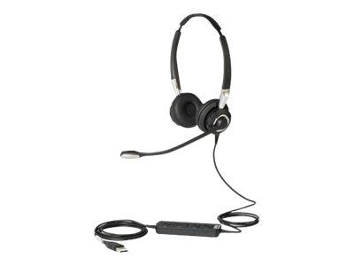 Jabra BIZ 2400 II Duo MS Lync USB Headset