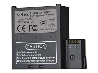 Veho MUVI K-Series Spare Battery