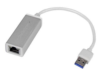 StarTech.com USB 3.0 Network Adapter-Silver