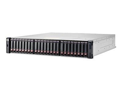 HPE Modular Smart Array 2040 SAN Dual Controller SFF Bundle