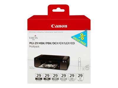 Canon PGI-29 Multipack Ink