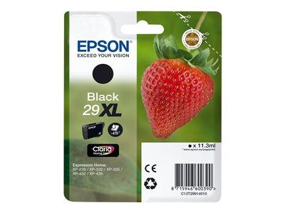 Epson XP235/332/335/432/435 Black Ink Cartridge