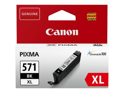 Canon CLI-571BK XL Black Ink Cartridge
