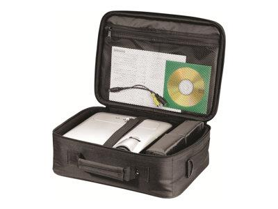 Optoma Carry Case Inside Dimension: W - 32cm x D - 23cm x H - 10cm