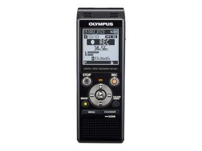 Olympus Digital Voice Recorder 8GB Internal Memory up to 2080 hours