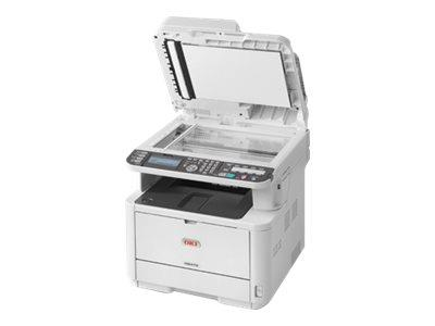 OKI MB472dnw Mono Laser Multifunction Printer