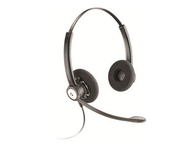 Plantronics Entera HW121N/A Stereo Headset (NC) Duo