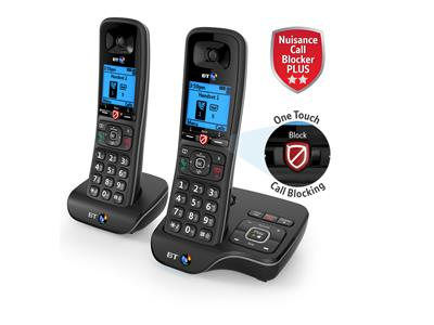 BT6600 Nuisance Call Blocker - Twin