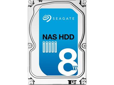 Seagate 8TB NAS HDD SATA 6Gb/s 256MB Cache Internal Hard Drive