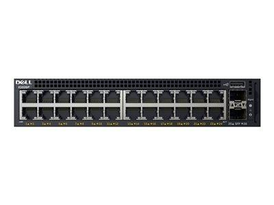 Dell X1026P Switch L2+ Managed 24 x 10/100/1000 2x Gigabit SFP