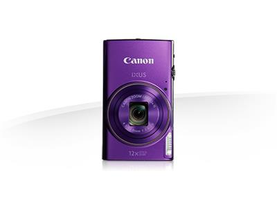 Canon IXUS 285 HS Camera Silver 20.2MP 12x Zoom FHD 25mm Wide WiF