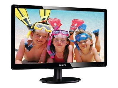 "Philips Philips V-line 200V4LAB2 - LED monitor - 20"" - 1600 x 900 -"