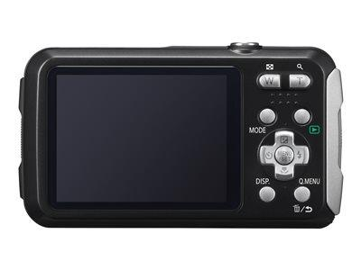 Panasonic DMC-FT30 16.1MP LCD Black Camera