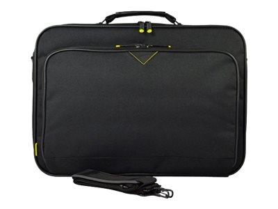 "Techair ATCN20BRv5 Clamshell Laptop Case for up to 15.6"" - Black"