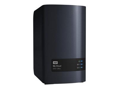 WD 16TB My Cloud EX2 Ultra NAS