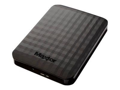 Maxtor 4TB M3 Portable USB3.0 External Hard Drive