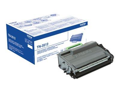 Brother TN-3512 Black Super High Yield Toner